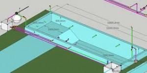 sistem pemipaan kolam renang 3