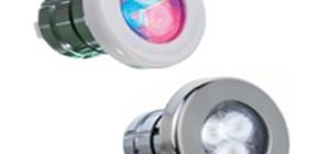 LAMPU KOLAM RENANG - UWL LED WHITE 4W / 6VA / 315LM STAINLESS