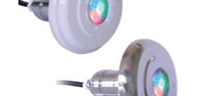 LAMPU KOLAM RENANG - UWL LED WHITE 4W / 6VA / 215LM ABS + CONDUIT ASTRAL
