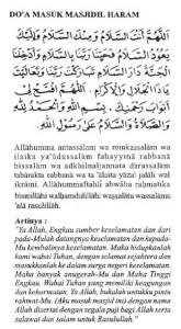 doa-masuk-masjidil-haram