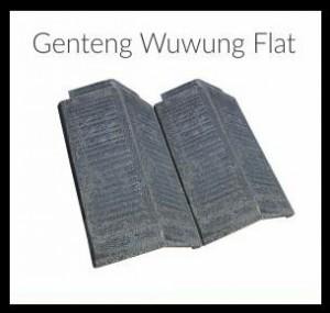 GENTENG WUWUNG FLAT