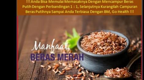 DISTRIBUTOR BERAS MERAH PREMIUM TERBAIK DI INDONESIA