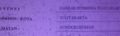 JUAL TANAH STRATEGIS DI JALAN DR. SUTOMO YOGYAKARTA