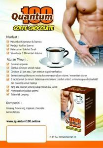 quantum 100 cofee chocolate