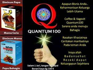 quantum 100 mama papa